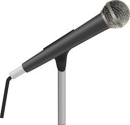 opname microfoon voor opnames