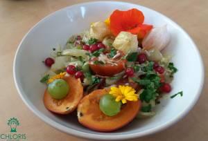Eten diner eetbare planten voeding gratis afbeelding